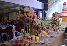 Victorio & Tania Wedding Party by Adhiwangsa Hotel & Convention