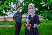 The Wedding Lisma & Anis by fadhillah studio