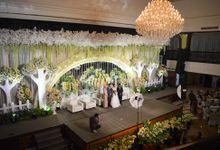 Prada & Kristin Wedding Party by Adhiwangsa Hotel & Convention
