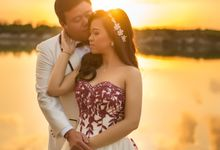 Ming & Yani by Michelle Ann Bridal House