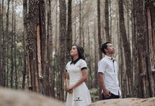 Prewedding Danang & Sebri by Magicroom Photography