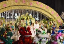 Andreas & Louis Wedding Party by Adhiwangsa Hotel & Convention