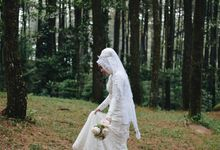 Prewedding Septy & Rio by Banyumili