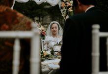 Wedding Tri & Bram by akar photography