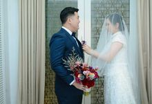 The Wedding of Indra & Olivia by Sky Wedding Entertainment Enterprise & Organizer