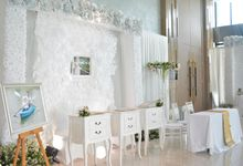 The Wedding of Ayu and Rian by HARRIS Convention Hall Summarecon Bekasi