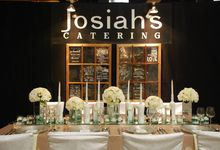 White by Josiah's Catering