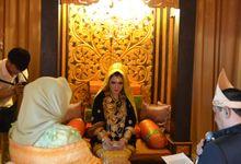 Wedding Lia & Daehan by IPB International Convention Center