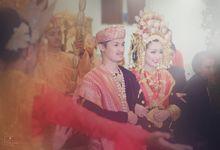 ngunduh mantu Dika & Esa by Akila Photography
