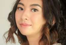 Levine's Natural Daily Makeup and Hair by Stefanie Soe MUA & Hairstylist