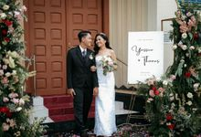 Wedding of Yessica & Thomas by Avinci wedding planner