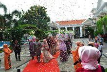 Luhur & Dewi Wedding Party by Adhiwangsa Hotel & Convention