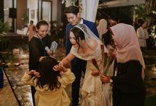 Wedding Mega & Arry by akar photography