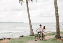 The Prewedding of Mikael & Angel | Tangerang by We Make Memoir