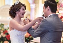 Liputan pernikahan Daniel dan Winny (08-08-2020) by Weddingscape
