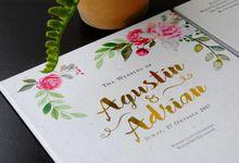 Agustin & Adrian by Serat Ulem