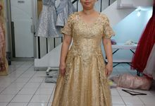 Family Gown Rent by Golden Phoenix Rent Gown