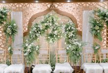 The Wedding of Rani & Adi di Masjid Istiqlal by Decor Everywhere