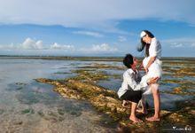 Mytha and Wahyu by Purnawan Hadi