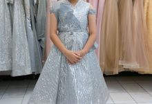 Gown Rental Tangerang Gaun Mama Kids Sister by Golden Phoenix Rent Gown