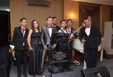 Cahyo & Helen Wedding by Teguh MC & MUSIC