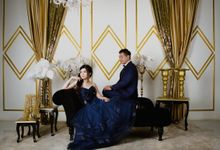 Pre Wedding Amalia & Steven by Coline Photography