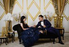 Pre Wedding Amalia & Steven by Coline Photography