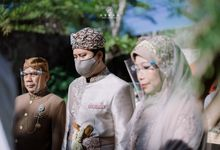 The Intimate Wedding Of Nadia & Ferry by Armadani Organizer