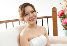 Solemnization Happiness by Angel Chua Lay Keng Makeup and Hair