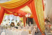 The Wedding of Fenny & Aldi by HARRIS Convention Hall Summarecon Bekasi