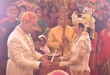 The Wedding Of Mr Guntur and Indri by Ambhara Hotel Jakarta