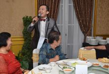 Cahyo & Helen Wedding by Teguh MC & MUSIC