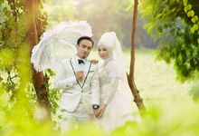 Prewedding Sari by AYURA PHOTODUCTION