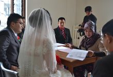 Wedding of Richard & Christey by CREDO Event & Wedding Consultant