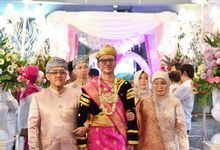 Rivany & Rizky Wedding - BRP SMESCO Convention by BRP BALLROOM (Sucofindo, Smesco & Sovereign)