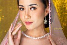 Wedding Kak Vallen by Ellvany Makeup