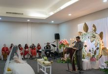 Wedding Ines Johnsan by Lemo Hotel