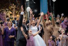 Wedding Aulia & Adit by Empat Warna