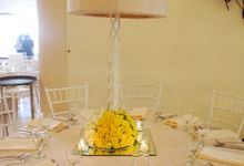 Yellow by Josiah's Catering