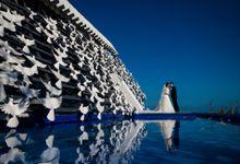 wedding day Dove Chapel by kisahkopi documentary
