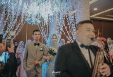 MIA + HENDRA (Raffles Ballroom Balekota) by Pure Organizer