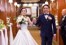 Jovita & Liem by MAC Wedding