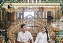 Nia & Riko Prewedding Session by martialova photoworks