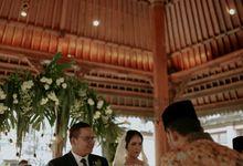 wedding bintari & vino by akar photography