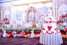 New Wedding @Casa Grande Ballroom by Merlynn Park Hotel