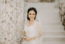 THE WEDDING OF FENDY & DWITIA by Lily of The Valley Wedding Conceptor