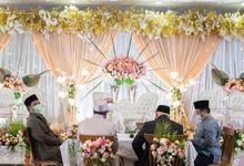 Wedding Wulan Syafiq by Lemo Hotel