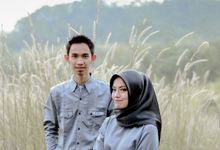 Prewedding Ikhi & Rahmat by SEKY PHOTOGRAPHY