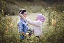 Prewedding Rina & Farhan by VTERPHOTOGRAPHY