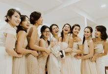 Vanessa &  Jerald - Actual Day Grand Hyatt Singapore by The Beautiful Moment Photography